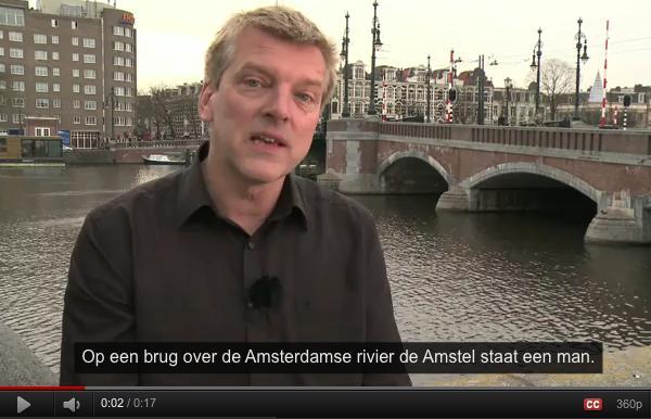 VSEO experiment aan de amstel door Joost Schrickx