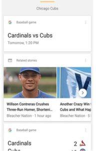 rich cards google zoekresultaten