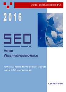 SEO kennis-, training-, en adviescentrum