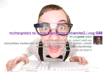 SEO door Google bril